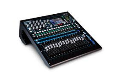 Allen & Heath QU16 digital mixing desk
