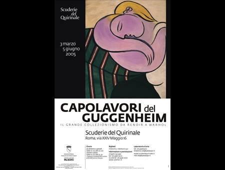 Capolavori del Guggenheim: Il grande collezionismo da Renoir a Warhol