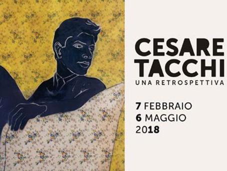 """""""Cesare Tacchi. Una retrospettiva"""" con AudioGuide® a Palazzo delle Esposizioni di Roma"""