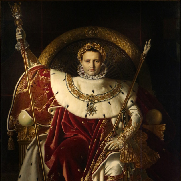 JEAN AUGUSTE DOMINIQUE INGRES. La vita artistica ai tempi dei Bonaparte