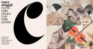 Marc Chagall come nella pittura, così nella poesia
