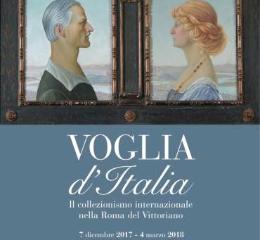 """Al complesso del Vittoriano di Roma con la mostra """"Voglia d'Italia"""" AudioGuide® è a Palazzo Venezia"""