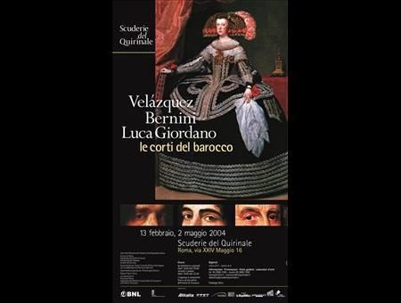 Velàzquez, Bernini, Luca Giordano - Le corti del Barocco