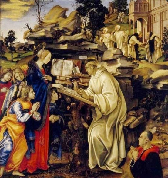 Filippino Lippi e Sandro Botticelli nella Firenze del '400
