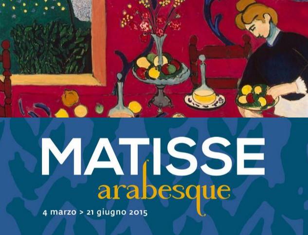 Matisse - Arabesque