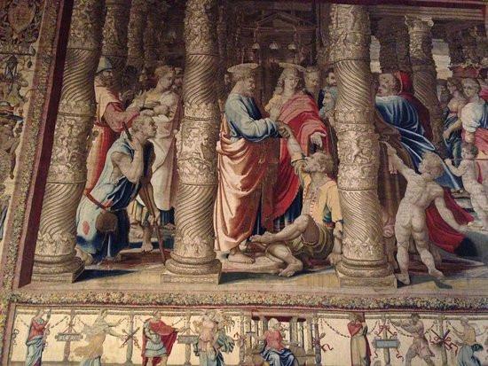 Gli Arazzi dei Gonzaga nel Rinascimento