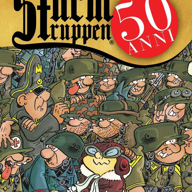 Sturmtruppen. 50 anni