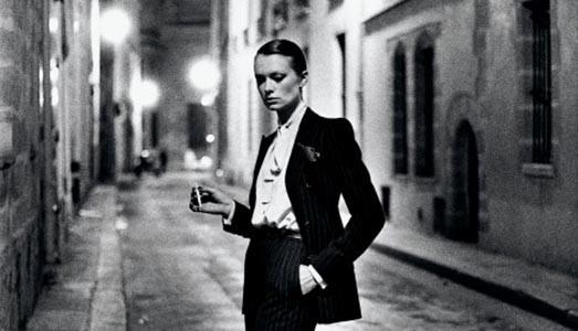 Helmut Newton. White women, Sleepless nights, Big nudes
