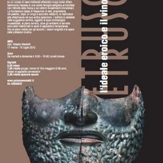 Etruschi. L'ideale eroico e il vino lucente
