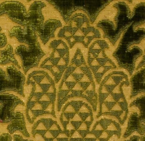 Drappi d'oro e di seta. Tessuti per le corti europee del Rinascimento