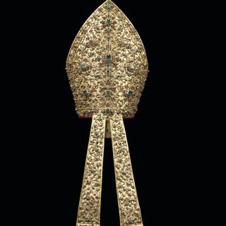 Le meraviglie del tesoro di San Gennaro, i gioielli.