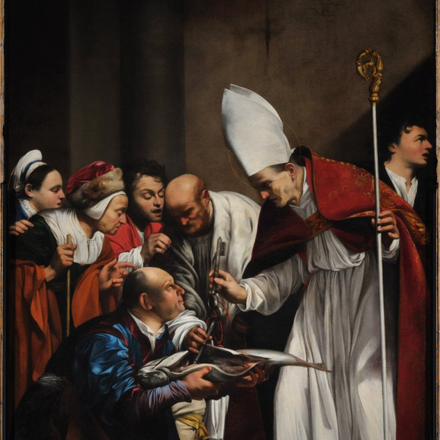 Roma al tempo di Caravaggio 1600 - 1630