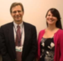 Dr. Kurt Banhart and Elizabeth Steider