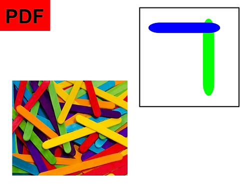 Modèles pour bâtonnets