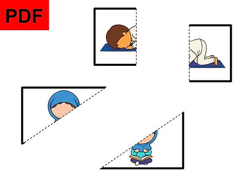 Puzzles ramadan
