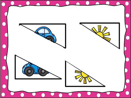 8 minis puzzles