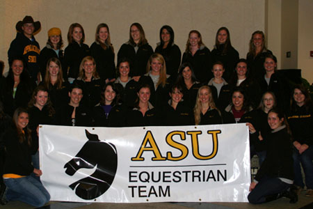 ASU team photo 2011