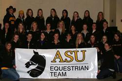 ASU team photo 2011