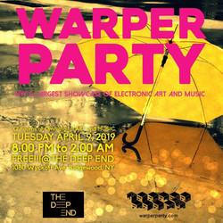 WarperPartyApril2019