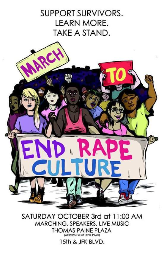 MarchToEndRapeCulture