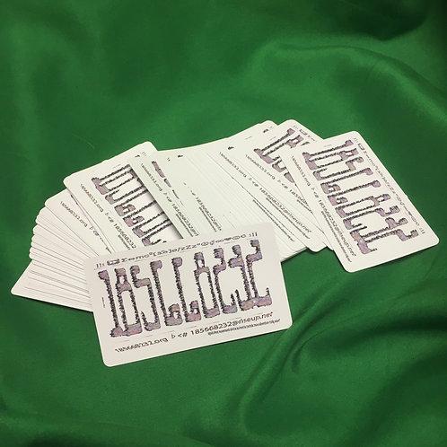 185668232 Sticker Card