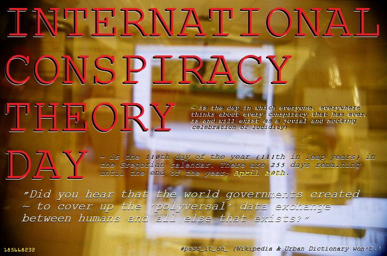 internationalconspiracytheoryday