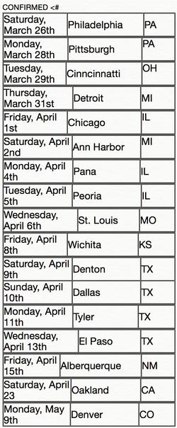 tourconfirmed(3-1-2016)