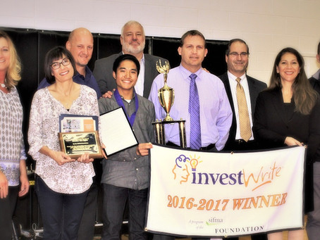 High Schooler Takes A Tip From Peter Lynch & Wins SIFMA Foundation's National InvestWrite Essay
