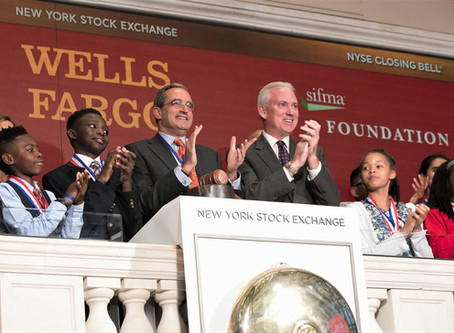 Wells Fargo Foundation Commits $500,000 to Advance Financial Capability and Inclusion for SIFMA Foun