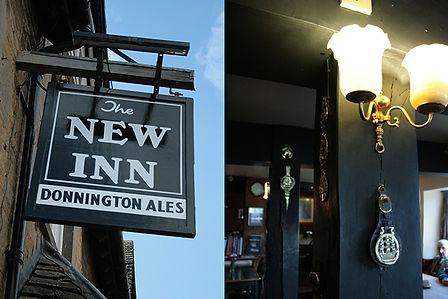 The New Inn, Willersey. Country Pub & Restaurant