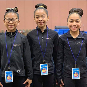 USAG Optional Team 2019