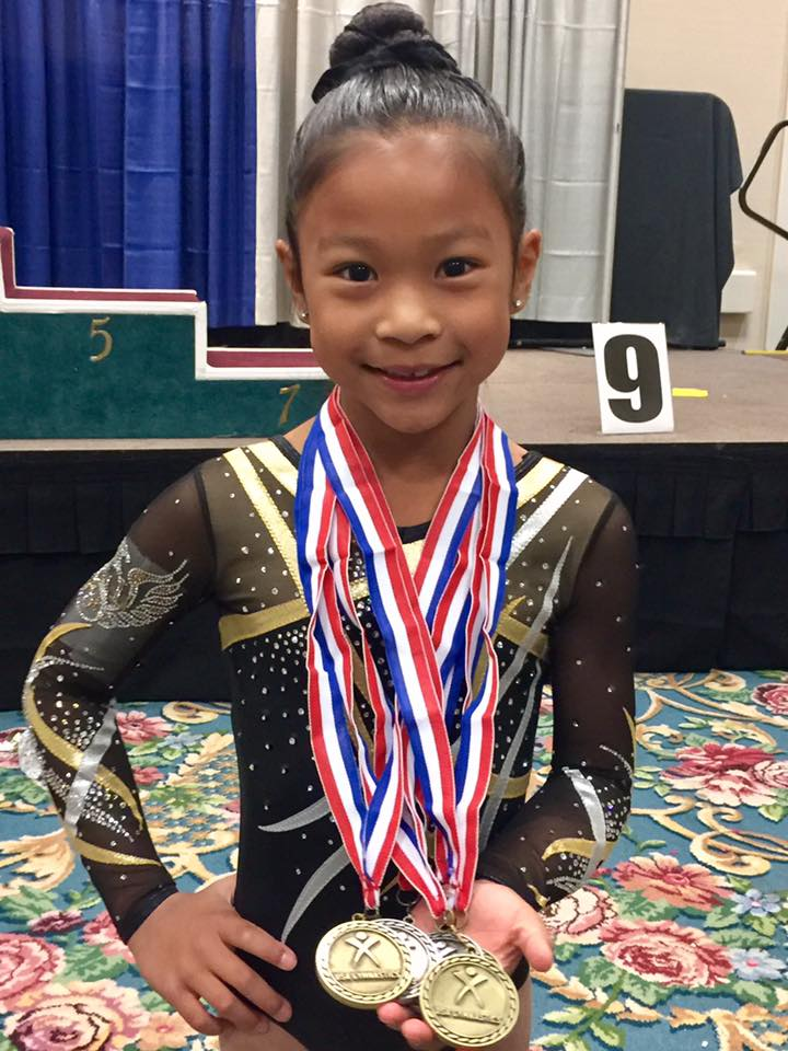 Keira Level 4 State Champ
