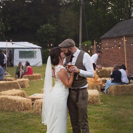 ALTERNATIVE DIY WEDDING IN WINCHESTER