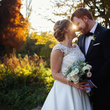 FUN-FILLED WINTER WEDDING MIDHURST