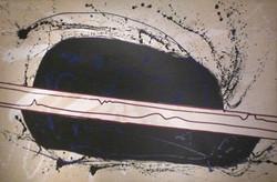 Pintura Gilberto Salvador 100x150cm - VENDIDO