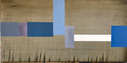 Pintura Celso Orsini 92x182cm