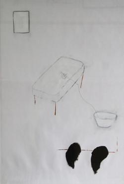 Pintura sobre papel Paulo Climachauska 95x64cm.jpg
