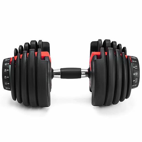 Justerbar håndvægt (2-24kg.)