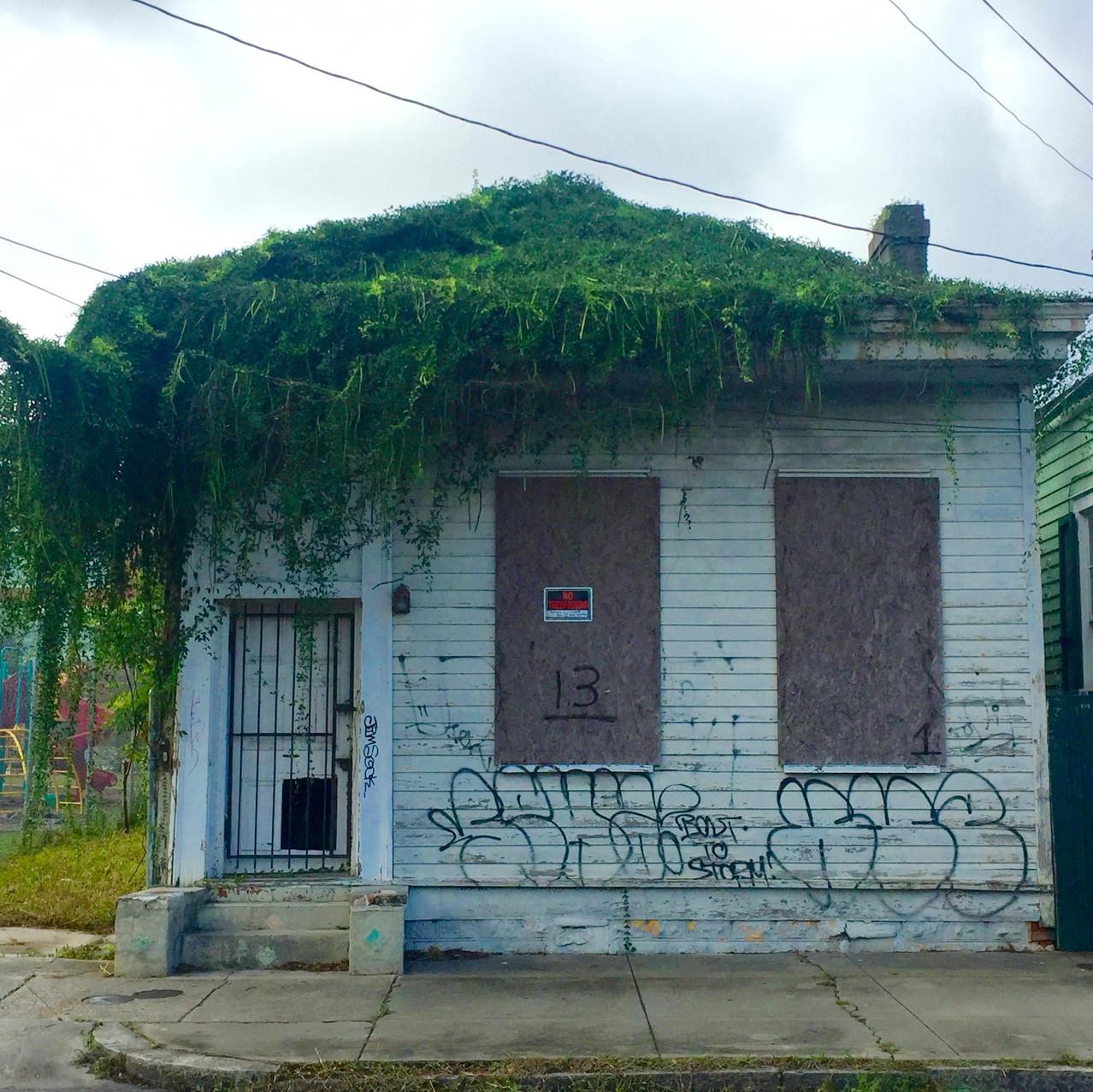 1428 Ursulines Avenue - Before Rehab