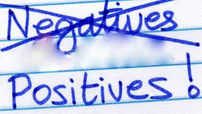 Minimizing Negativity
