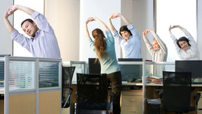 Practical Ways to Stay Healthy in the Office