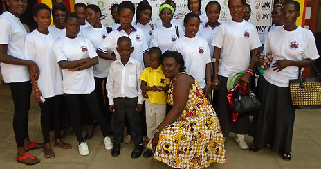 Women's Empowerment Program Outreach education provided to communities and villages