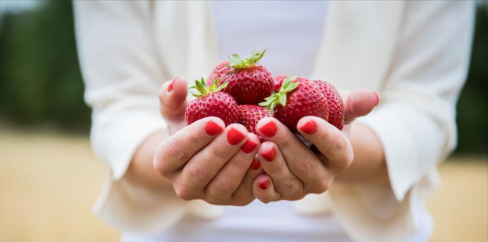 Som jordgubbar ska smaka