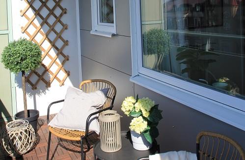 Linnegatan 36 B - Härlig balkong