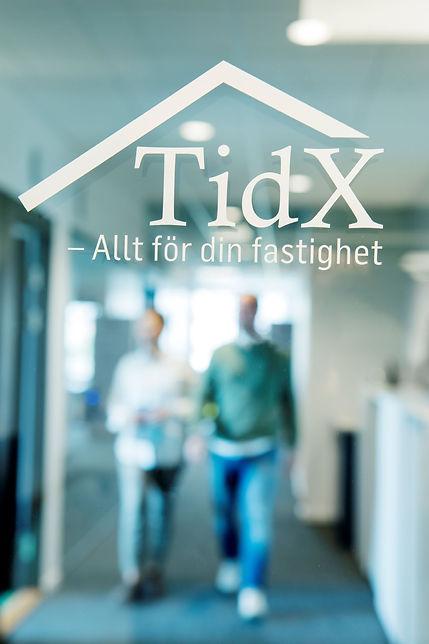 Vi är TidX