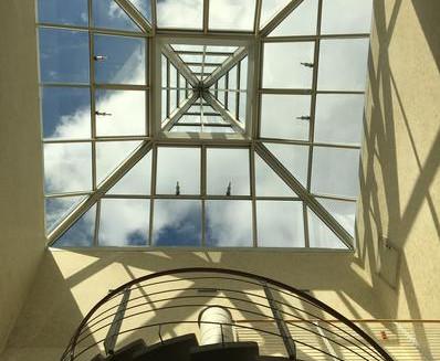Orrekulla Industrigata - Det vackra glas