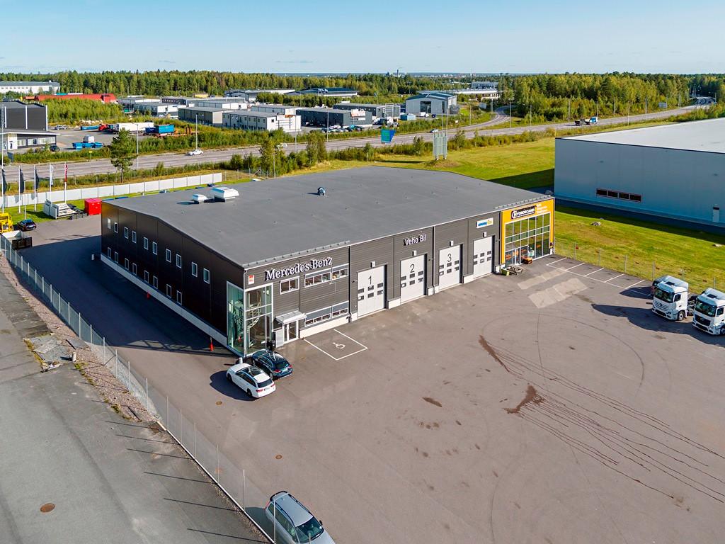 Bärgningsbilen 7 - Örebro