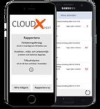 CloudXpert - Ärendehantering App