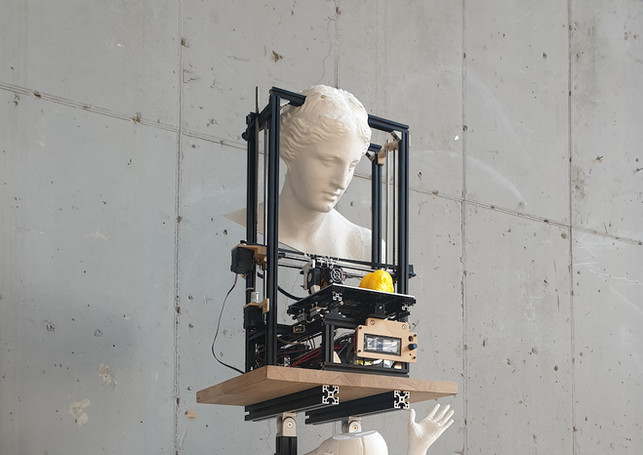 Algorithm Printer No.4 + monk