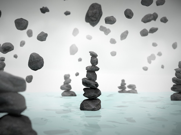 Build Stone Tower _ 이태수